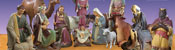 View: Nativity Scenes 6 foot scale