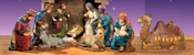 View: Chapel Nativity - Up to 38""