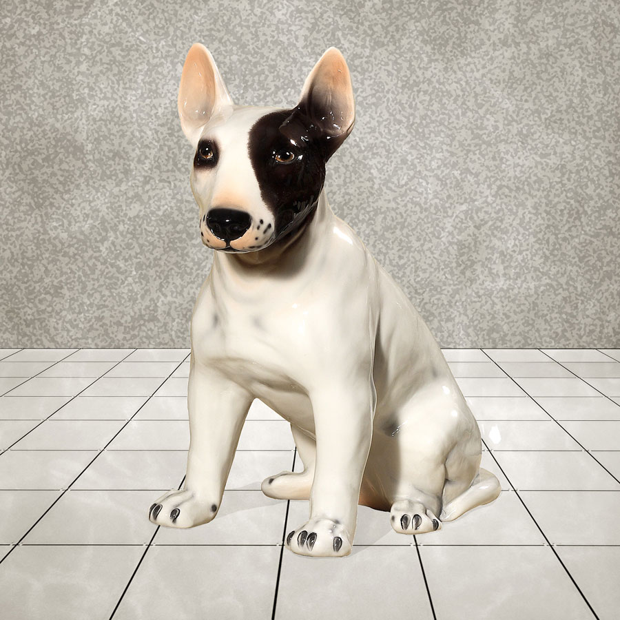 Bull Terrier by Intrada