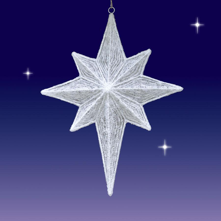 Led Nativity Star 3d 173 173 White 173 173 Seasons Designs 173 47 Quot