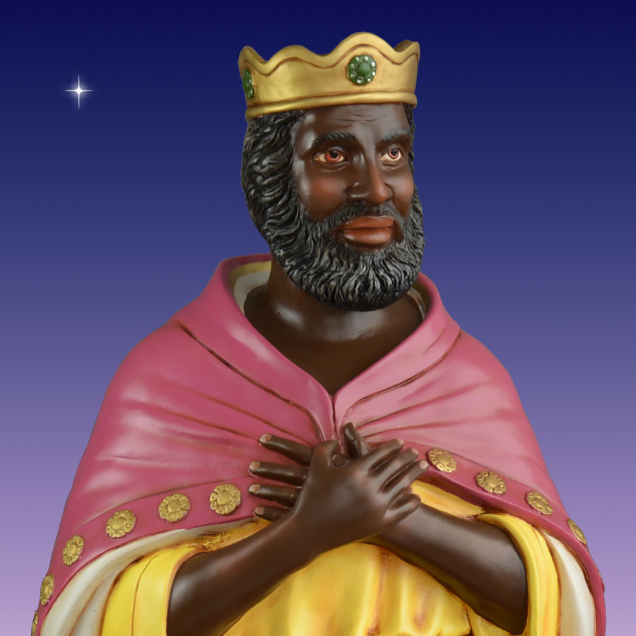 Black Nativity King