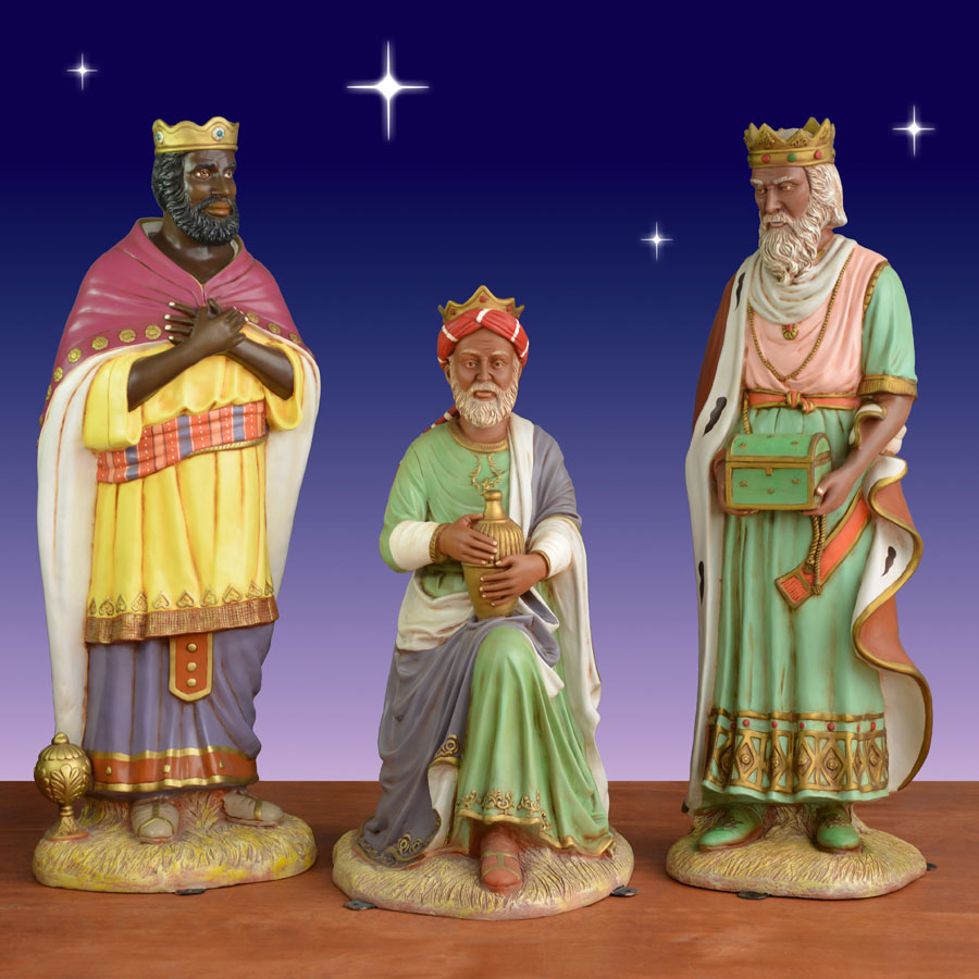 Christmas Gifts For Men South Africa: African-American Three Kings