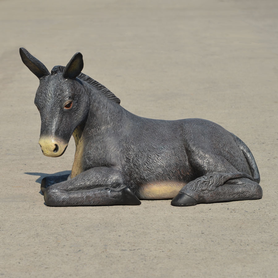 40in scale Donkey