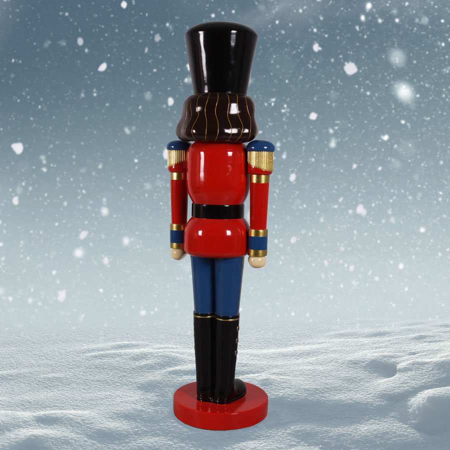 10 ft Nutcracker Soldier
