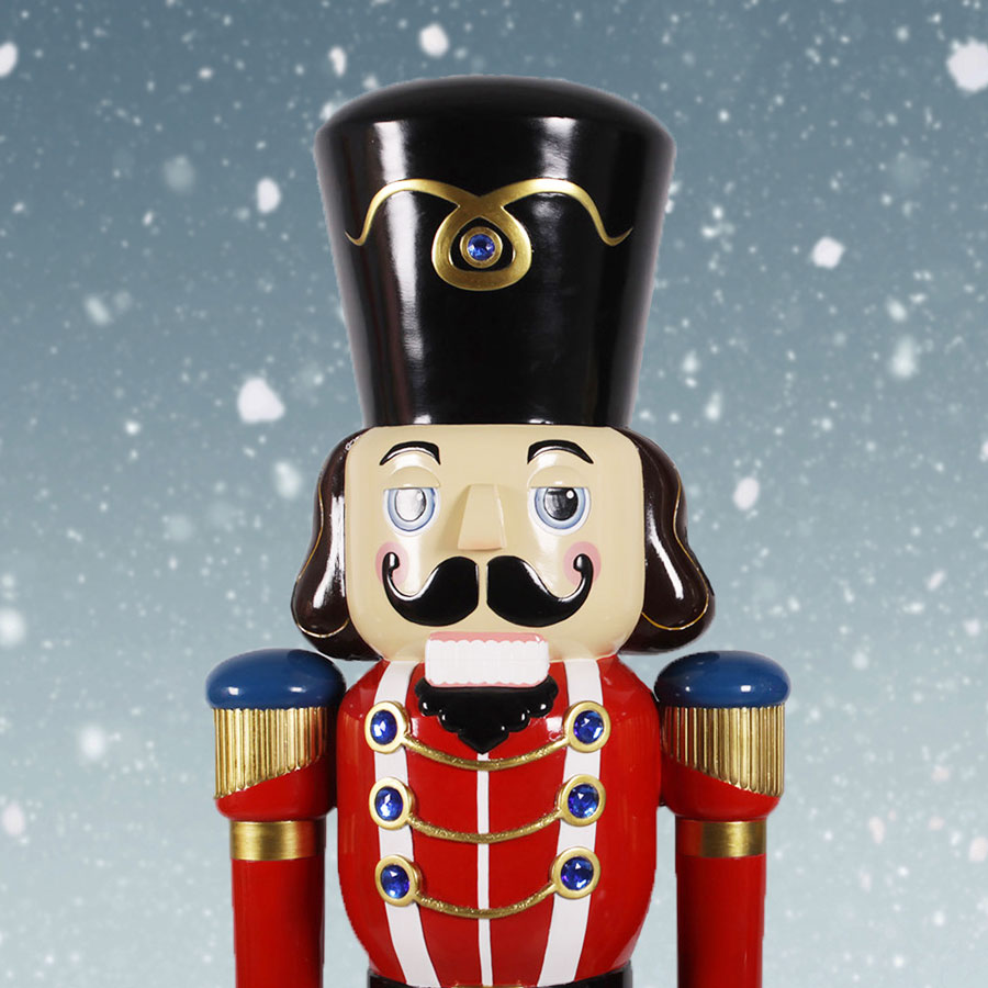 6 ft. Nutcracker Soldier