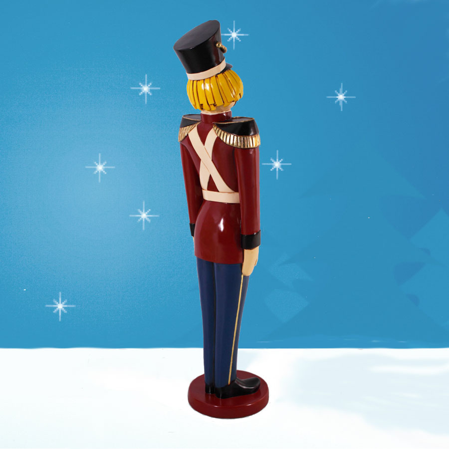 Life Size Tin Soldier