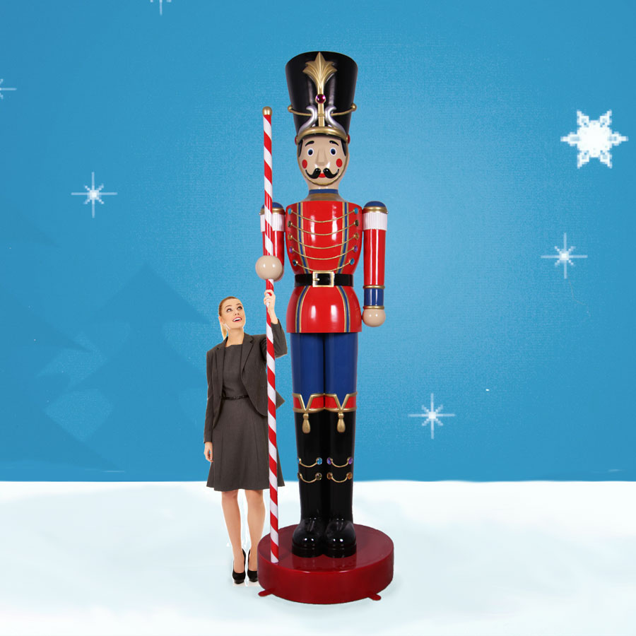 Toy Soldier 10 foot high