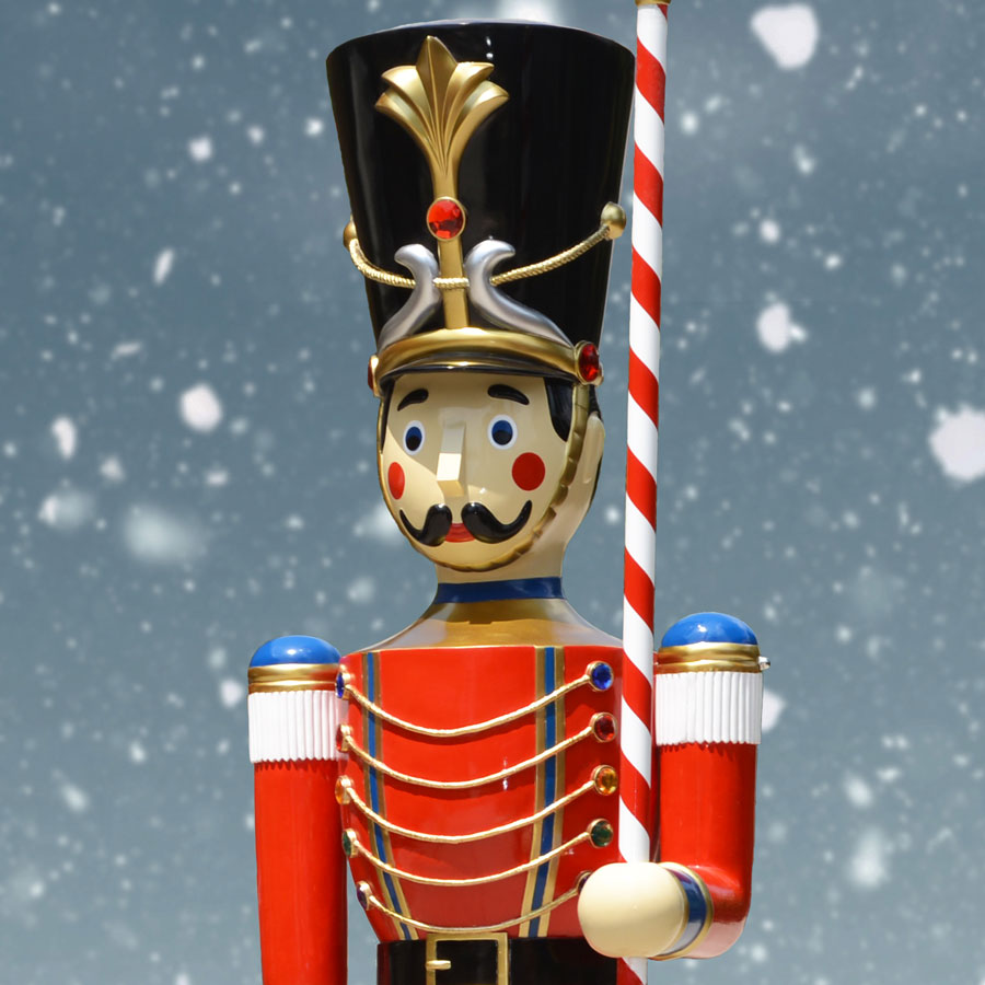 10 foot Toy Soldier