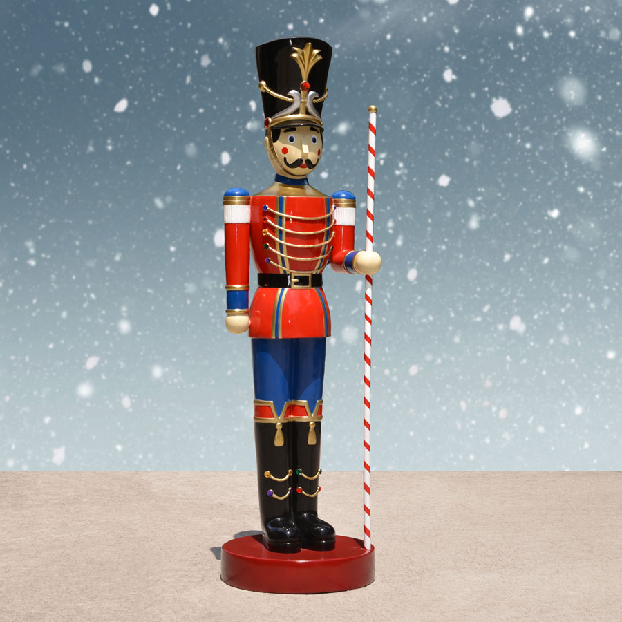 Outdoor Toy Soldier