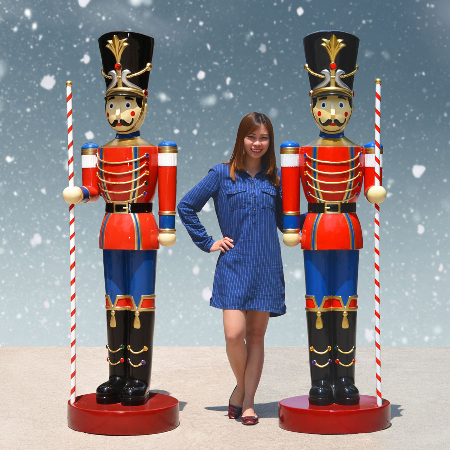 Toy Soldier Pair