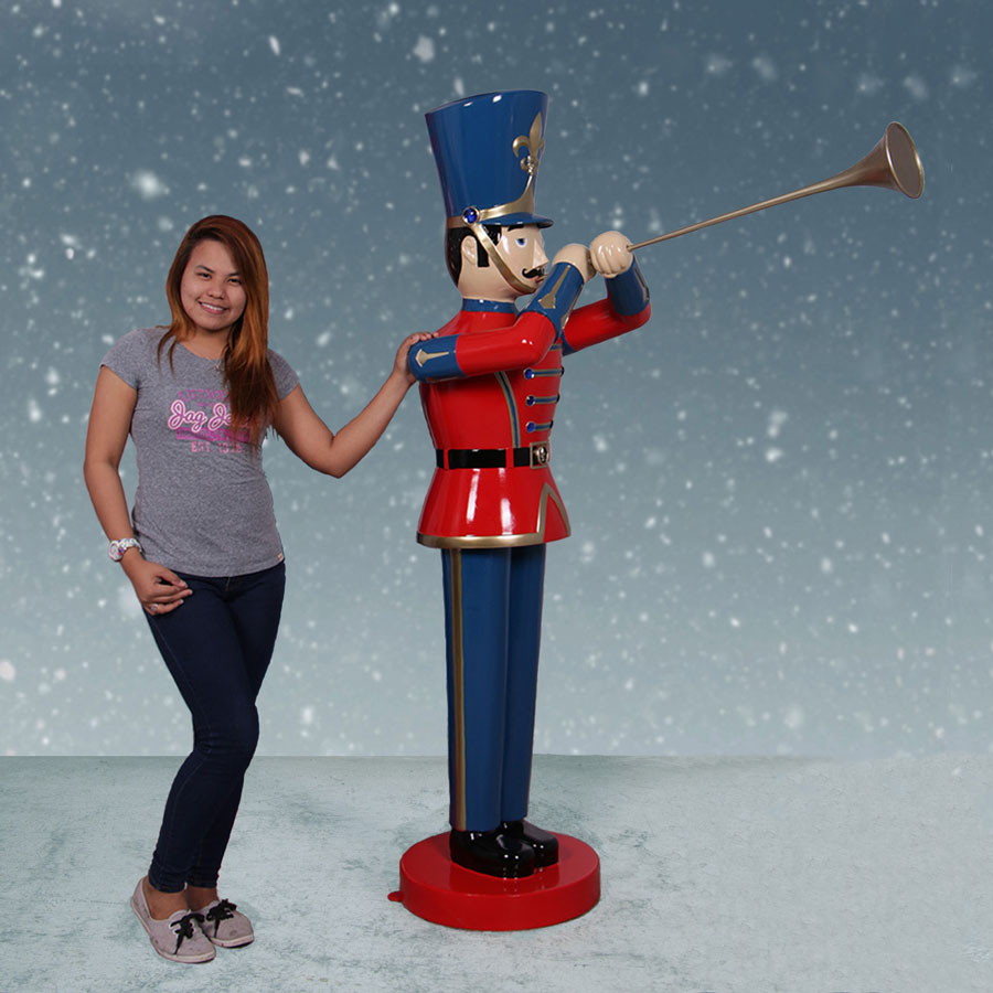 6 foot Toy Soldier