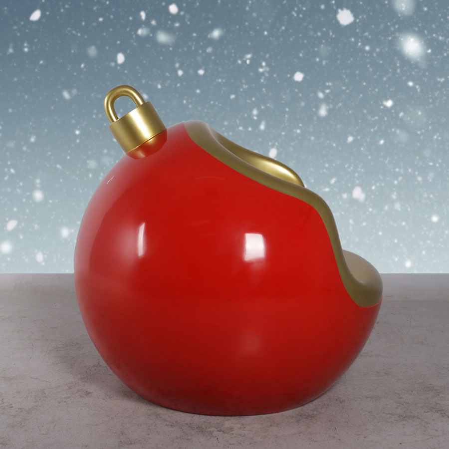 Christmas Bauble Seat