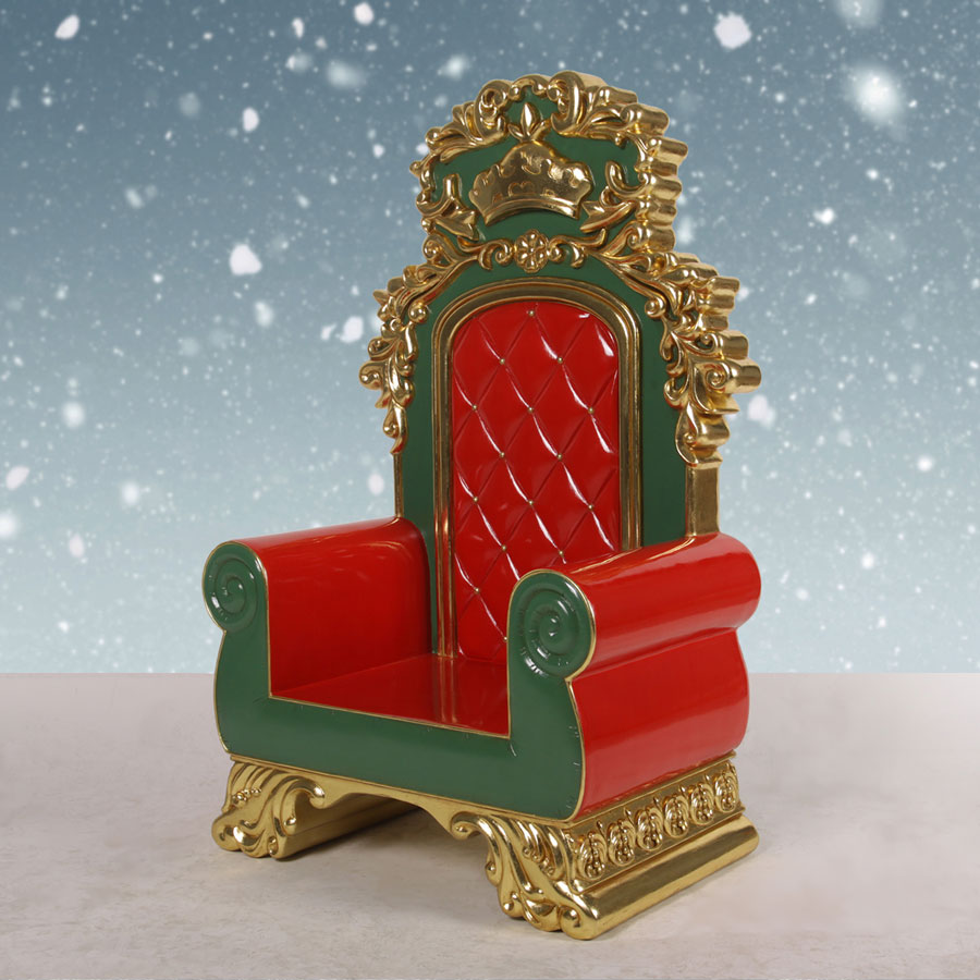 Child Santa Chair