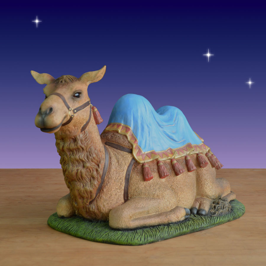 Christmas Nativity Camel