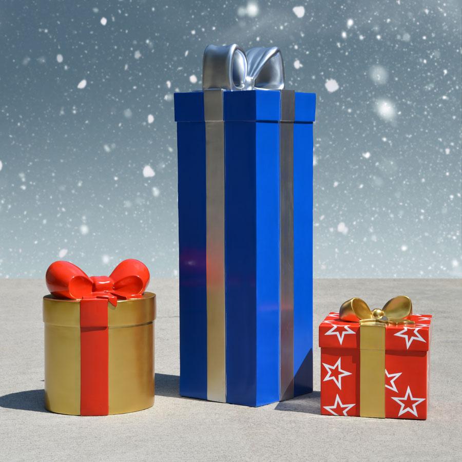 Three Box Décor, 55 In- ChristmasNightInc.com
