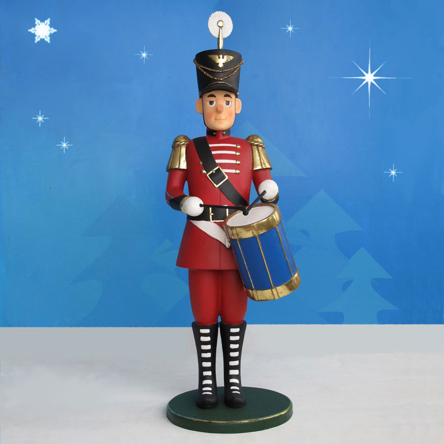 christmas toy soldier - photo #14