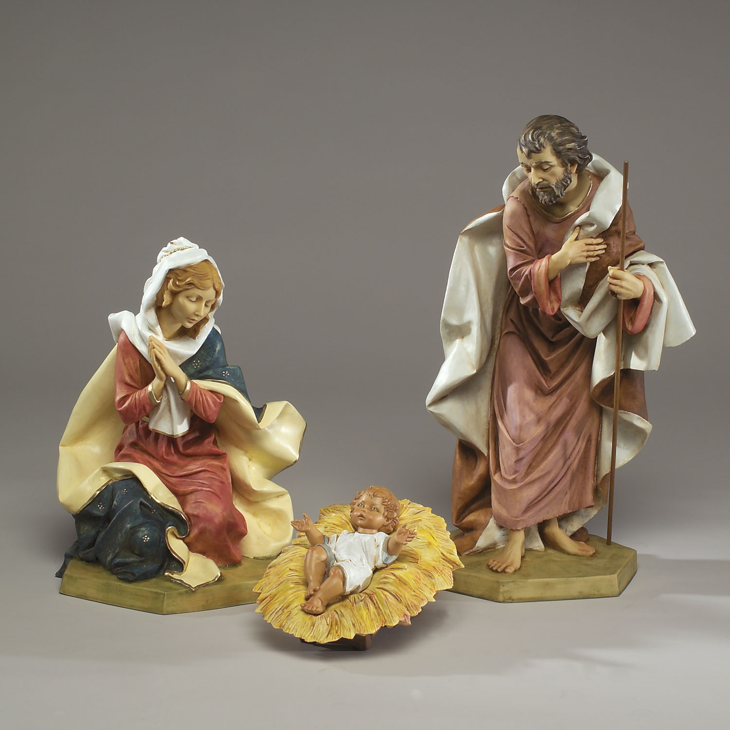 Holy Family Outdoor Christmas Decoration Nativity Scene By Collections Etc