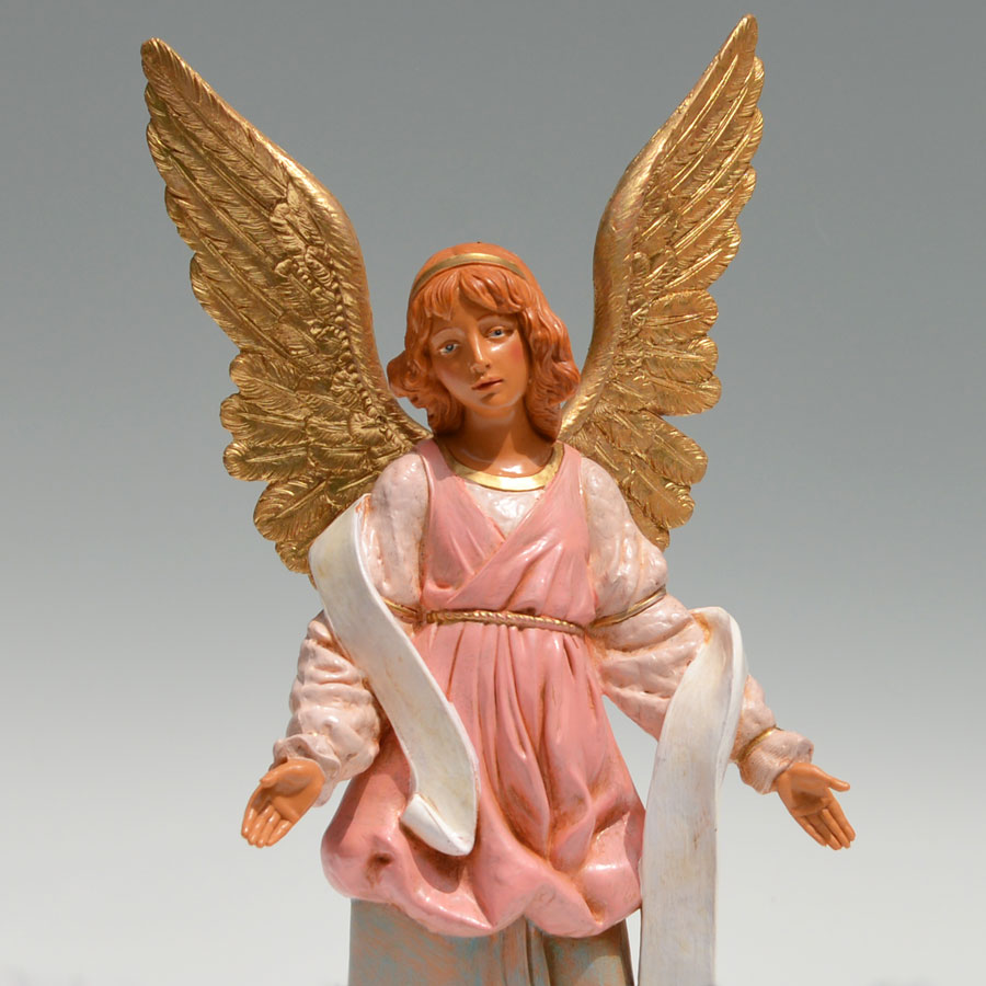 12 inch scale Angel