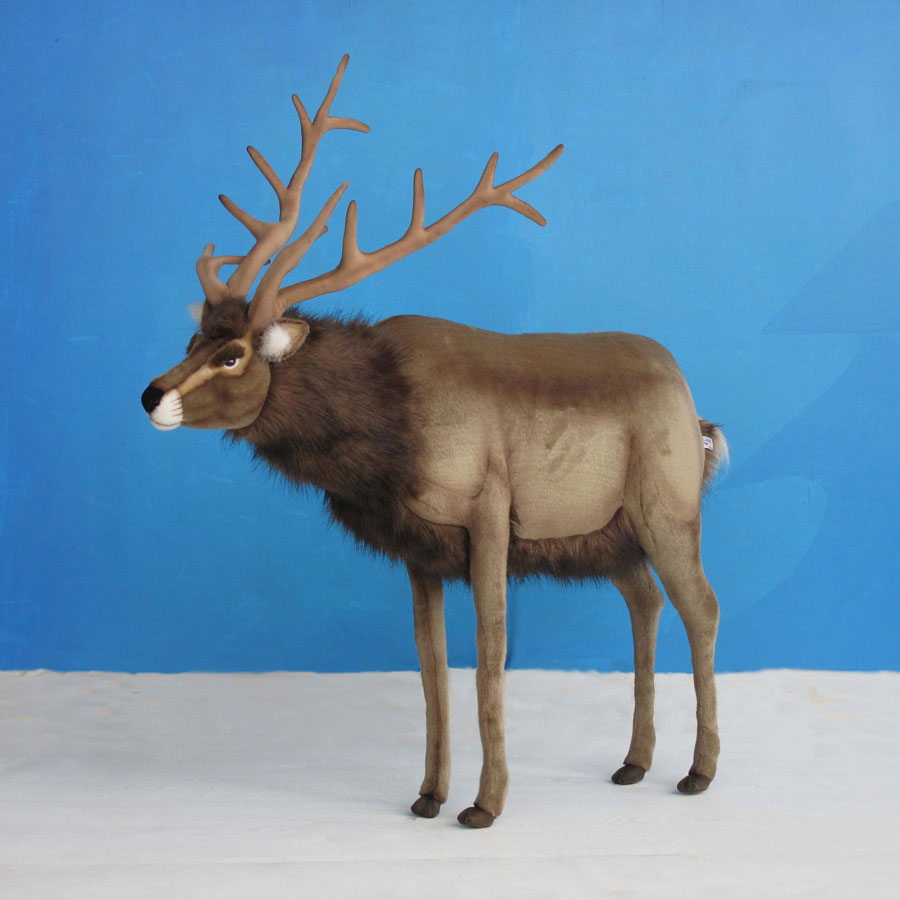 how to make a 60 reindeer