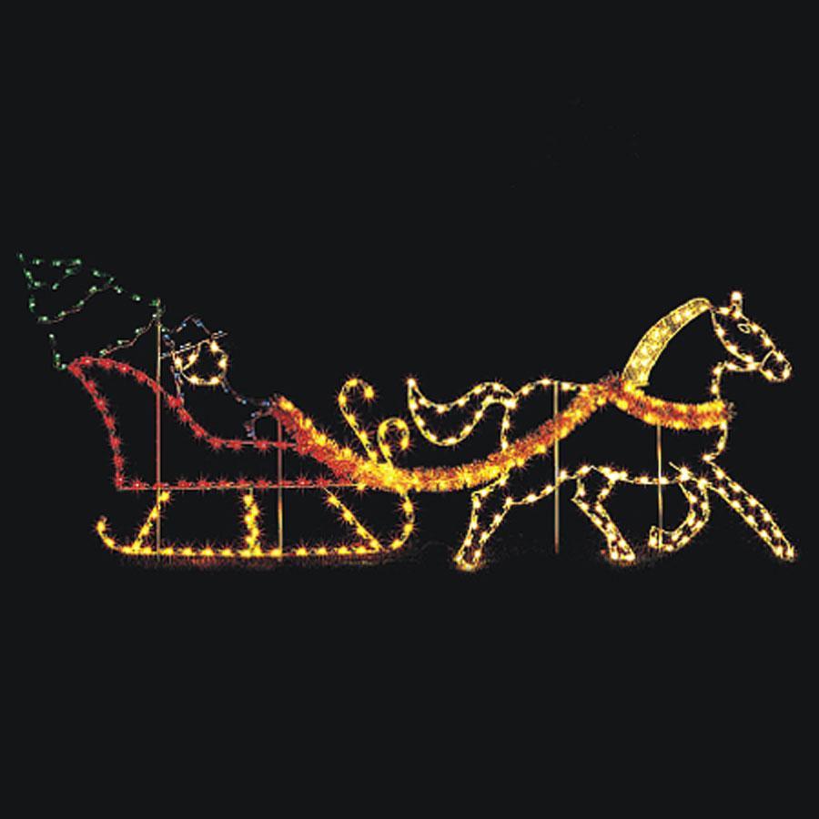 C7 Christmas Lights For