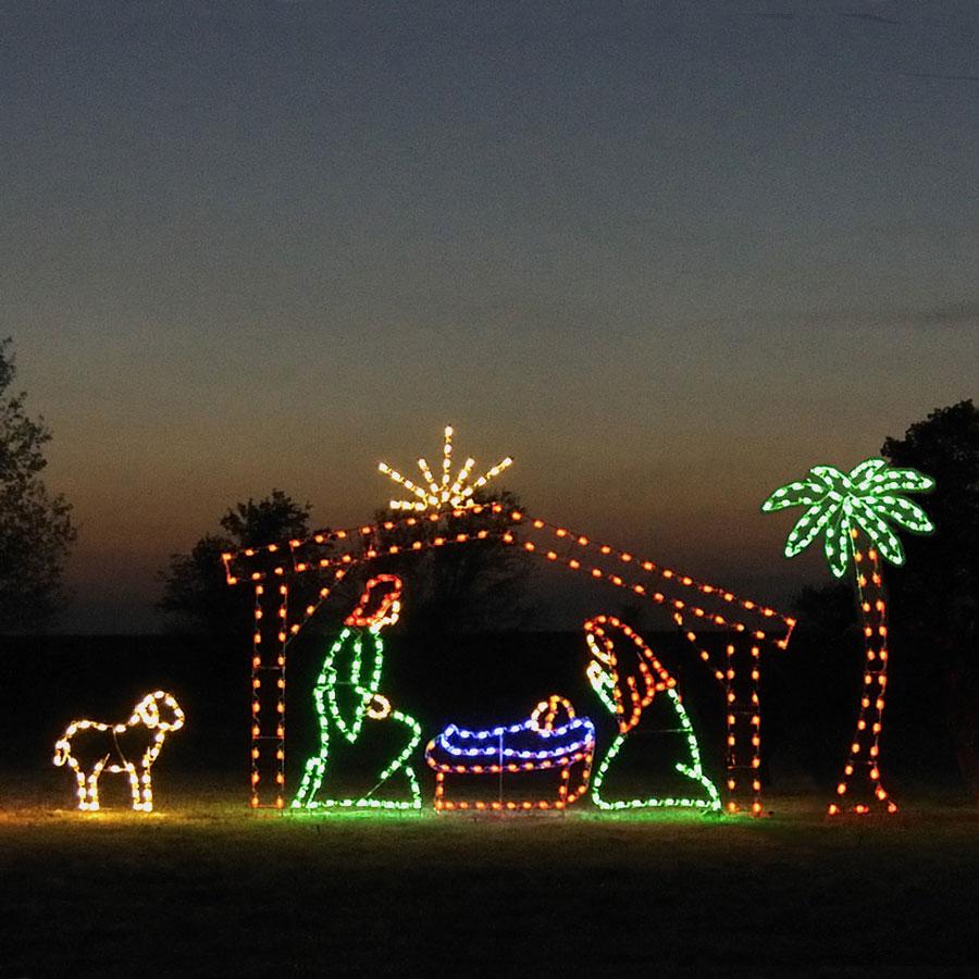 C7 Outdoor Christmas Lights