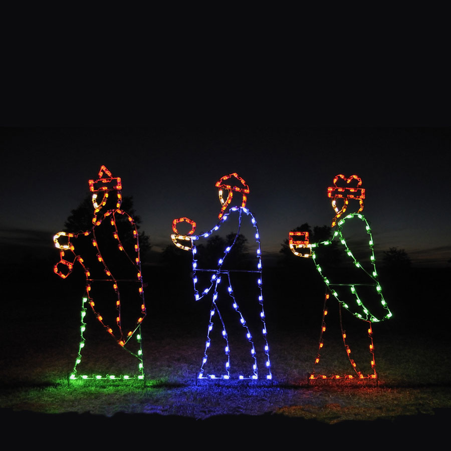 Holiday Lights Kings