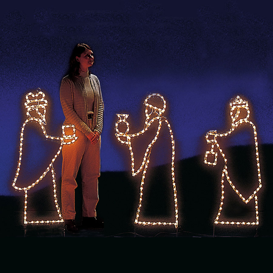 Wise Men Lights