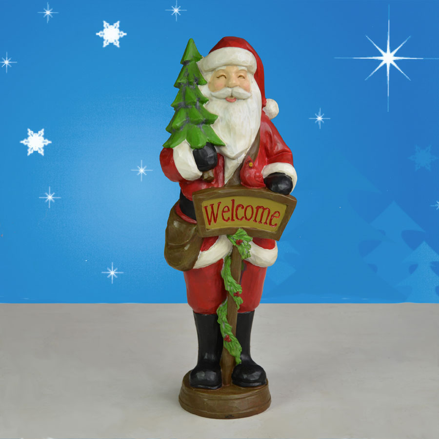 Decorationslifesize toy soldiers and nutcracker christmas decorations - Outdoor Santa