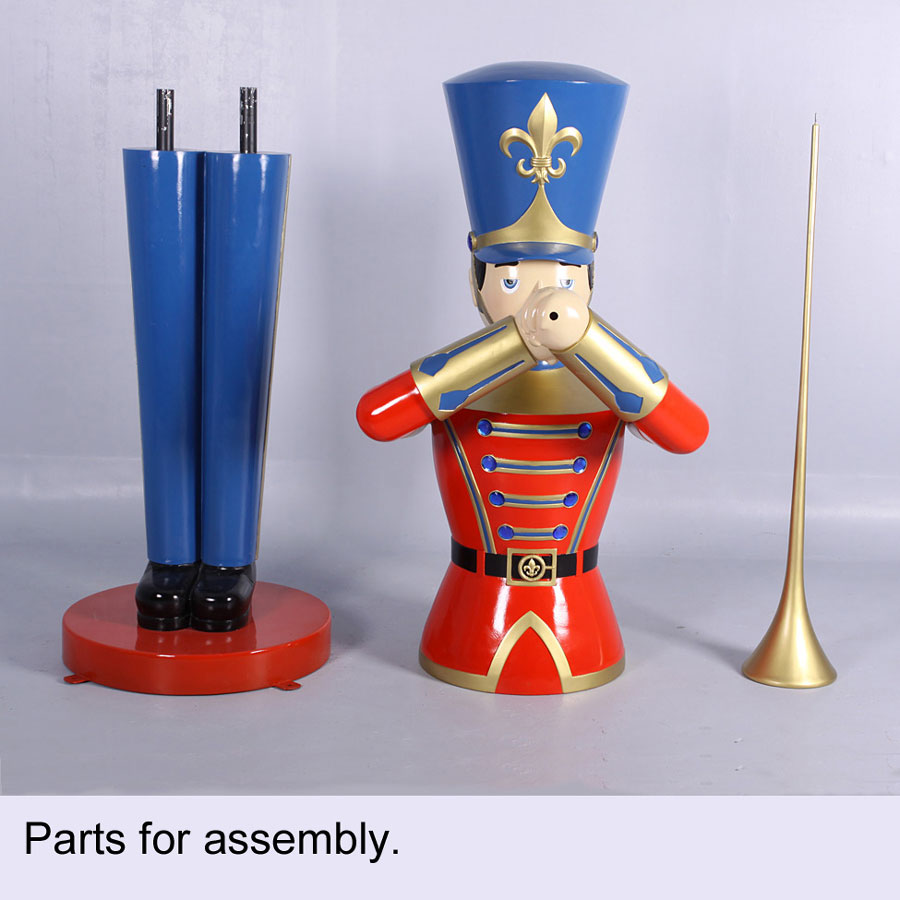 Toy Soldier Assembly