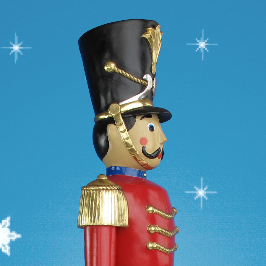 christmas toy soldier - photo #13