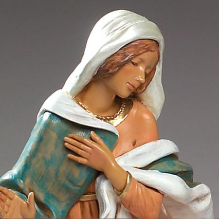 Fontanini Masterpiece collection Mother Mary 18 inch scale