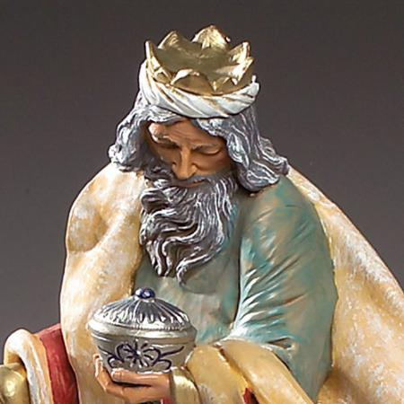 Fontanini Masterpiece collection King Melchior 18 inch scale