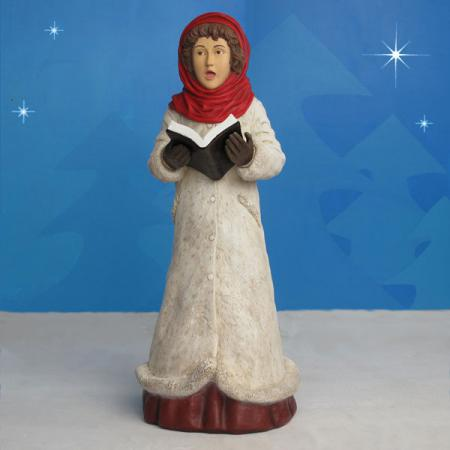 Caroler Mother