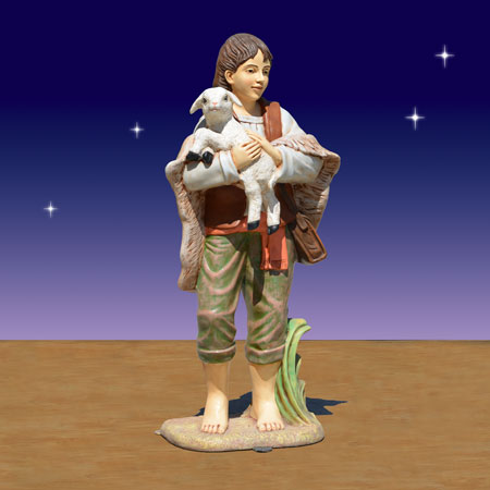 Nativity Shepherd Boy