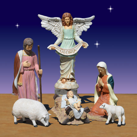 Christmas Starter Nativity