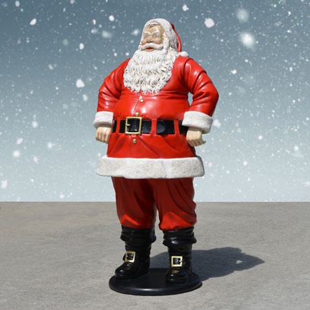 Outdoor Santa 6 foot