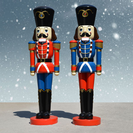 10 foot Nutcrackers