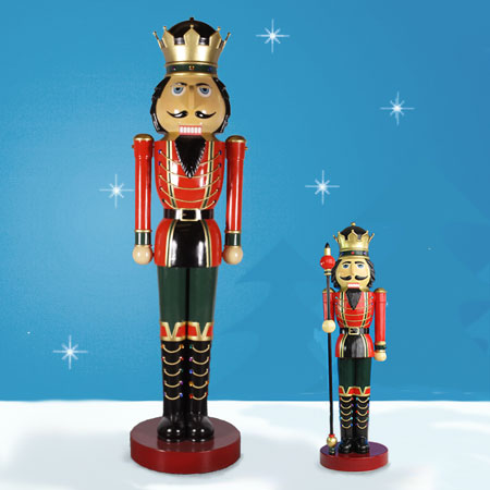 12 foot Nutcracker