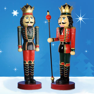 tag outdoor christmas decorations - Nutcracker Outdoor Christmas Decorations