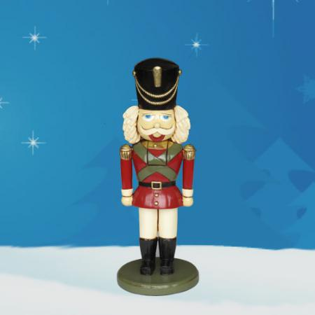 Outdoor christmas figures santa claus and christmas for Outdoor christmas figures