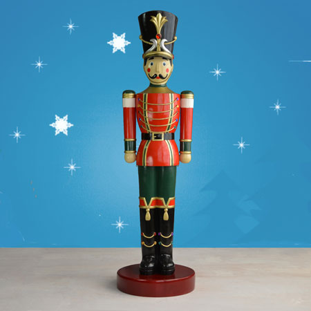 Huge Toy Soldier