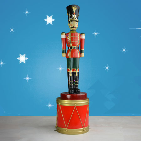 Giant Toy Soldier