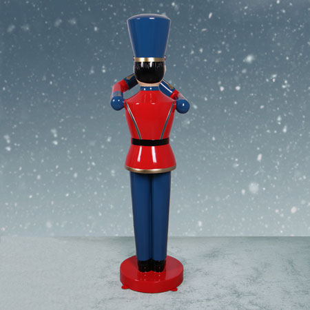 6 ft Toy Soldier