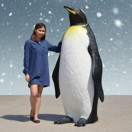 6 foot Penguin