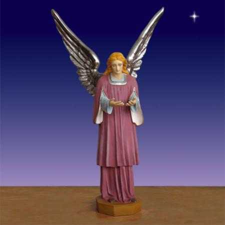 Angel for Larger than Life Nativity