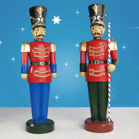 christmas toy soldier - photo #2
