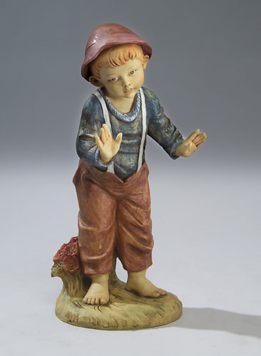 "Fontanini David Young Boy 50"" scale Masterpiece Nativity"