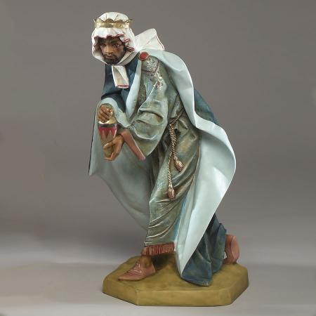King Balthazar from the Fontanini Masterpiece Nativity Collection