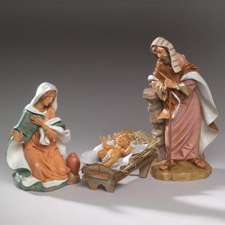 Fontanini Holy Family 18 inch scale