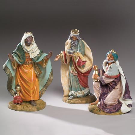 Fontanini Three Kings 18 inch scale